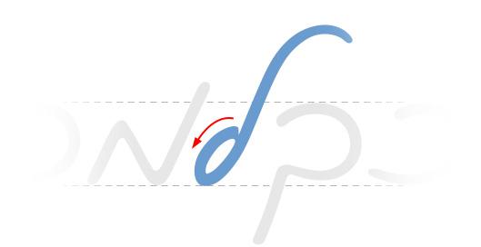 """Как правильно писать ивритскую """"ламэд"""""""