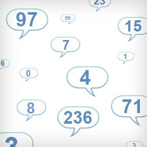Цифры в иврите